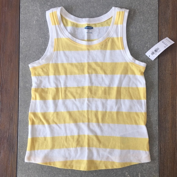 08995a09ab422 OLD NAVY Toddler Girls Tank Top size 3T NWT